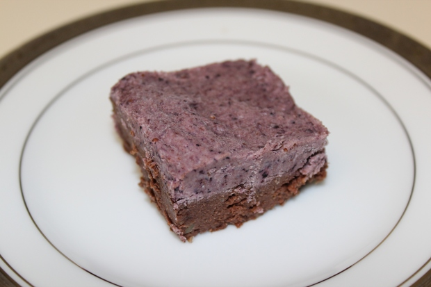 Blueberry Brownie Remade